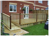 decking in Trowbridge